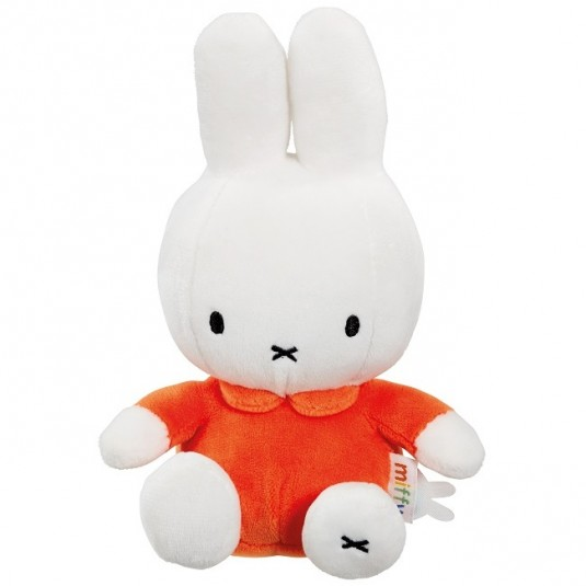 Jucarie din plus Miffy Orange, 16 cm