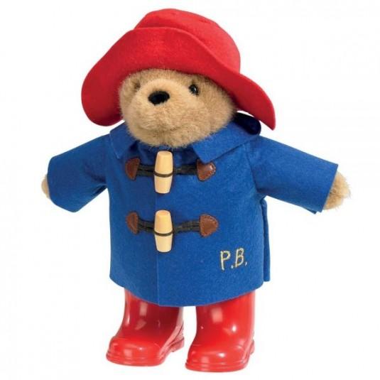 Jucarie din plus Ursuletul Paddington cu cizme, 22 cm
