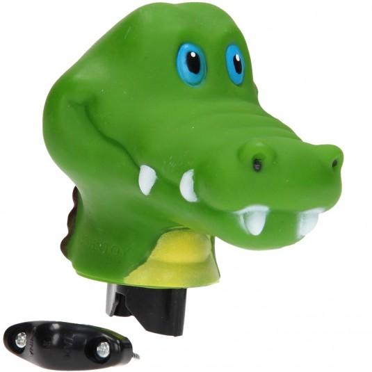 Sonerie Crocodil pentru bicicleta, Bike Fun