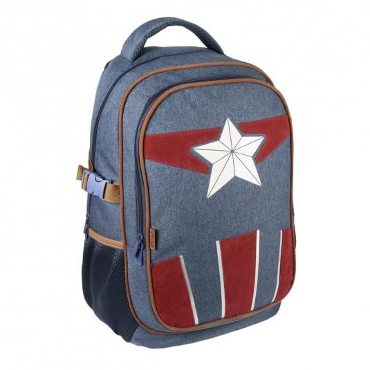 Rucsac Cerda Captain America, 31x43x16 cm