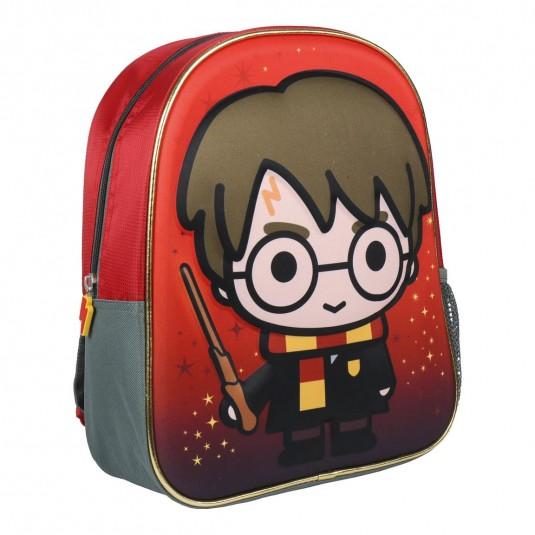 Rucsac Cerda Harry Potter 3D, 25x31x10 cm