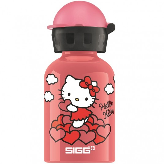 Bidon din aluminiu SIGG Hello Kitty Heart 0.3l