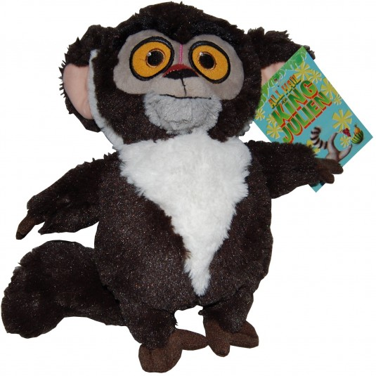 Jucarie din plus Maurice, King Julien, 25 cm