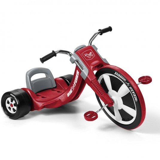 Tricicleta Radio Flyer Big Flyer, 3-7 ani