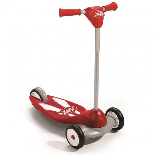 Trotineta Radio Flyer My 1st Scooter Sport Red, 3-5 ani
