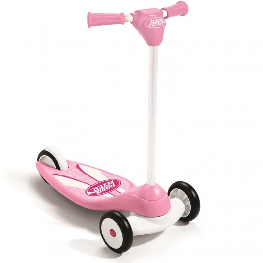 Trotineta Radio Flyer My 1st Scooter Sport Pink, 3-5 ani