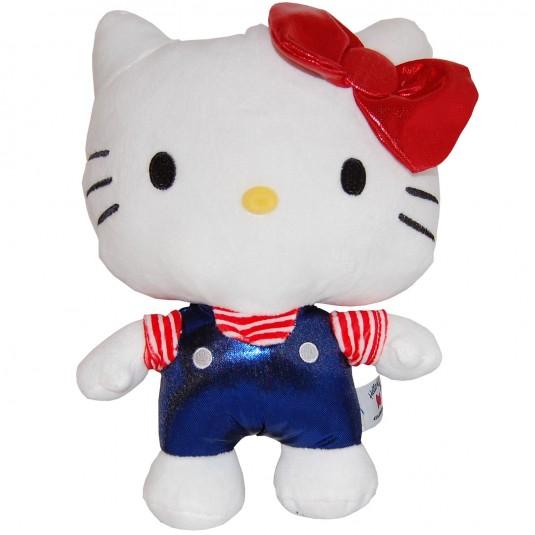 Jucarie din plus Hello Kitty, Editie aniversara, 28 cm