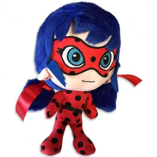 Jucarie din plus Ladybug, Miraculous, 22 cm
