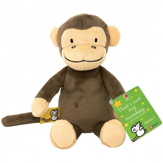 Jucarie din plus That's Not My... Monkey, 15 cm