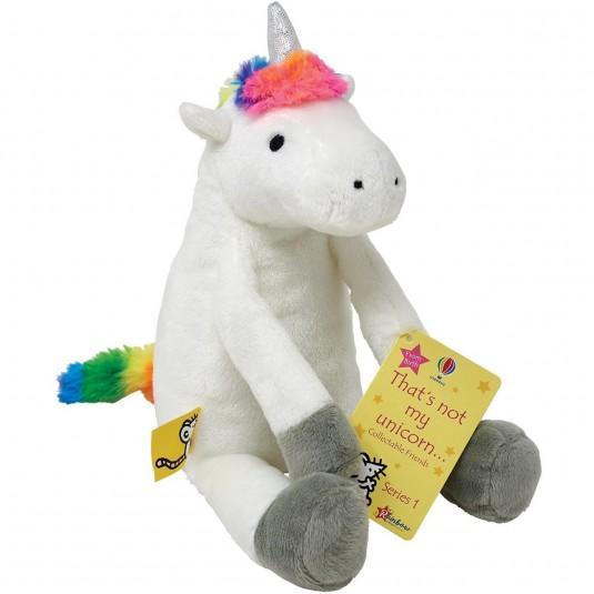 Jucarie din plus That's Not My... Unicorn, 18 cm